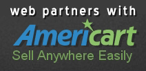 web partners with Americart